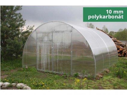 zahradni sklenik lanitplast ural 10mm