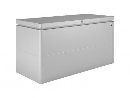 ulozny box biohort loungebox 160 stribrna metaliza