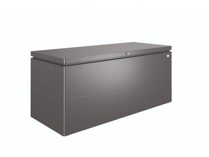 ulozny box biohort loungebox 200 tmave seda