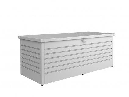 ulozny box biohort freizeitbox 180 stribrna metaliza