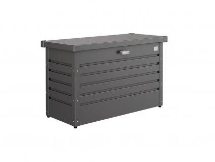 ulozny box biohort freizeitbox 100 tmave seda metaliza