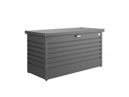 ulozny box biohort freizeitbox 130 tmave seda metaliza