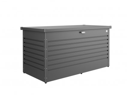 ulozny box biohort freizeitbox 160 tmave seda metaliza