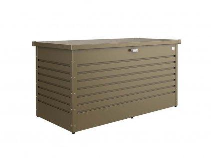 ulozny box biohort freizeitbox 160 bronzova metaliza