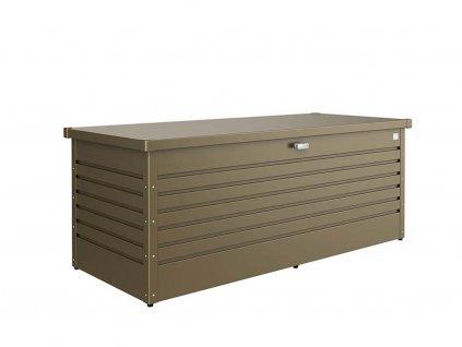 ulozny box biohort freizeitbox 180 bronzova metaliza