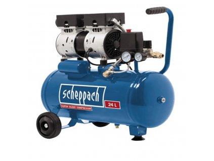 Bezolejový kompresor SCHEPPACH HC 24 Si
