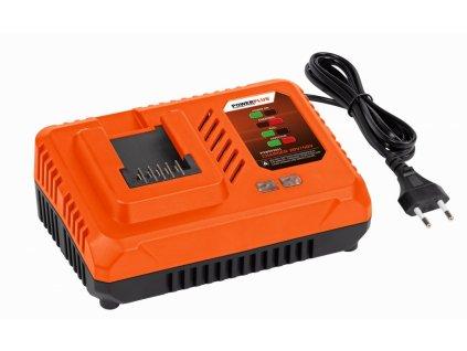 Nabíječka POWERPLUS POWDP9051 20V/40V, 4,0Ah