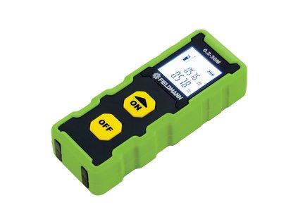 Laserový měřič vzdálenosti FIELDMANN FDLM 1030