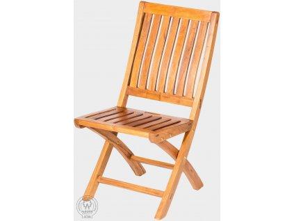 Židle z teaku NOEMI