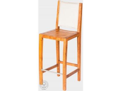 Barová židle z teaku MERY
