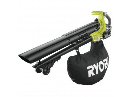 AKU bezuhlíkový fukar/vysavač RYOBI RBV1850