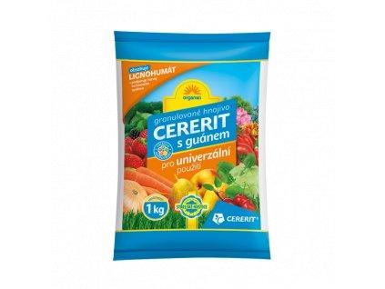 Hnojivo Cererit s guánem - univerzální použití 1 kg