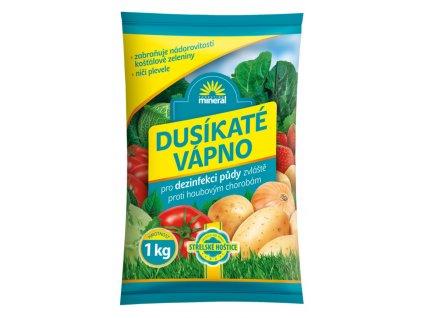 Hnojivo Dusíkaté vápno - granulované 1 kg