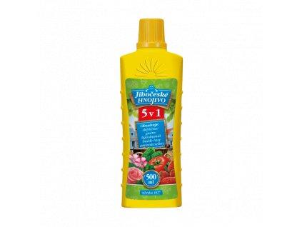 Jihočeské hnojivo 5v1 1l
