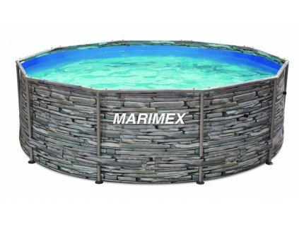 Bazén FLORIDA 3,66 x 1,22 m KÁMEN, bez příslušenství