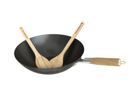 Litinový hrnec CAMPINGAZ Culinary Modular Mandarin Wok