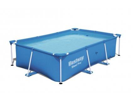Bazén BESTWAY Steel Pro 3 x 2,01 x 0,66 m - 56404