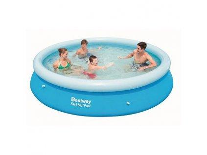 Bazén BESTWAY Fast Set 3,66 x 0,76 m - 57273