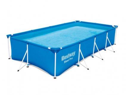 Bazén BESTWAY Steel Pro 4 x 2,11 x 0,81 m - 56405
