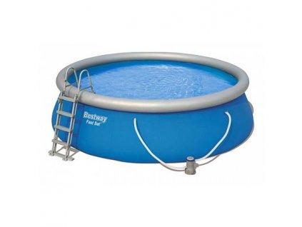 Bazén BESTWAY Fast Set 4,57 x 1,22 m - 57289