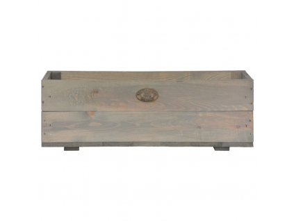 Dřevěný truhlík