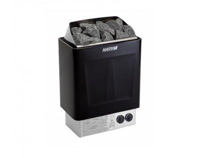 Saunová kamna HARVIA 9 kW (KIP90) s integrovaným ovladačem
