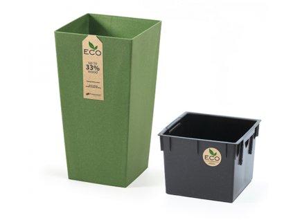 eco zelený n