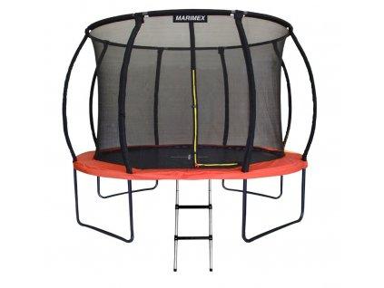 Trampolína MARIMEX Premium 305 cm (2020) + vnitřní ochranná síť + schůdky