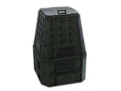 Kompostér 800/850 l EVOGREEN černý