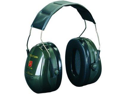Mušlové chrániče sluchu 3M PELTOR H520A-407-QQ
