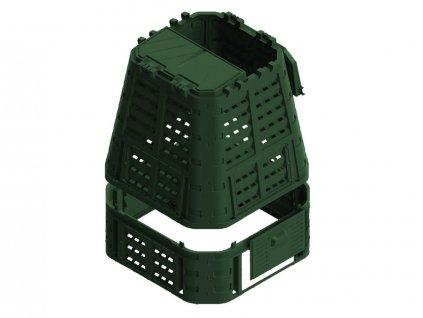 Kompostér Multi 650 l zelená