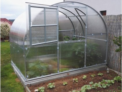 Zahradní skleník GARDENTEC CLASSIC 2 x 3 m