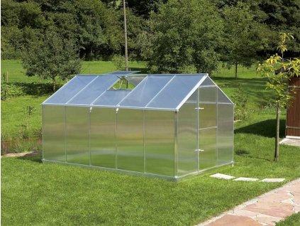 zahradni sklenik z polykarbonatu gardentec 4
