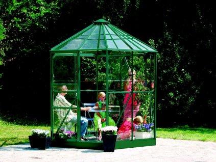 Zahradní pavilon Vitavia HERA 4500 zelený
