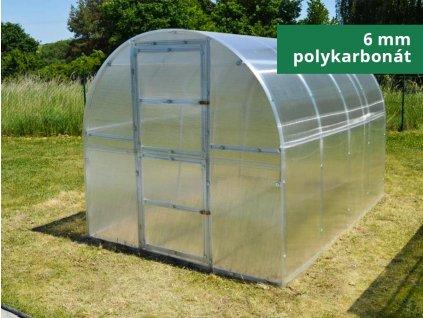 skleník Lanitplast KYKLOP 6mm
