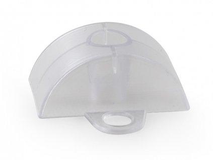 Distanční podložka 18 mm (vlna) - 100 ks/balení