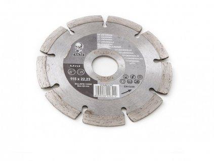 Diamantový kotouč Guttaflex Diamant Segment, 115 mm