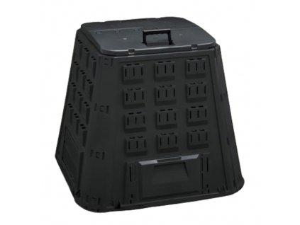 Kompostér 400/420 l EVOGREEN Černý