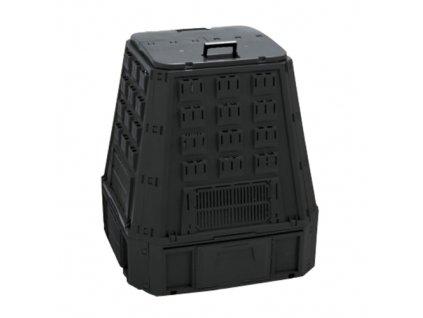 Kompostér 600/630 l EVOGREEN černý