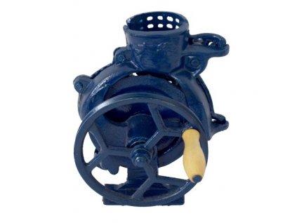 Loupač kukuřice stolní modrý
