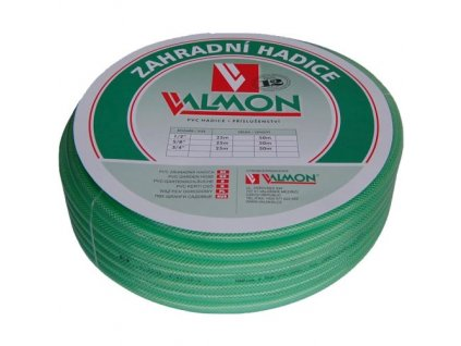 """Hadice typ 121122 1/2"""" (12.7/17.0) (25 m) transparentní zelená"""