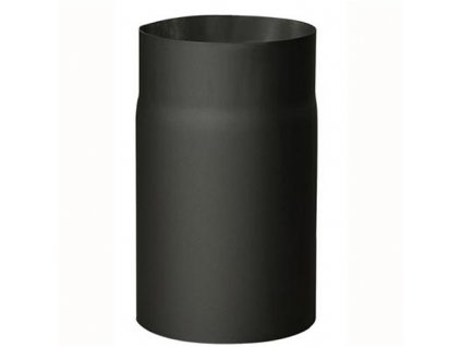 roura kouřová 150 mm/ 250 t.1,5 mm ČER