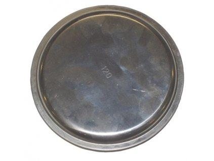 víčko kouřové 125 mm Ni