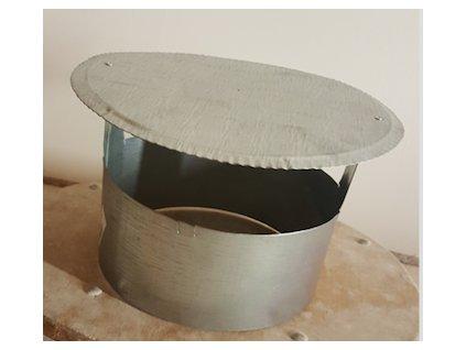 stříška komínová 132 mm Zn