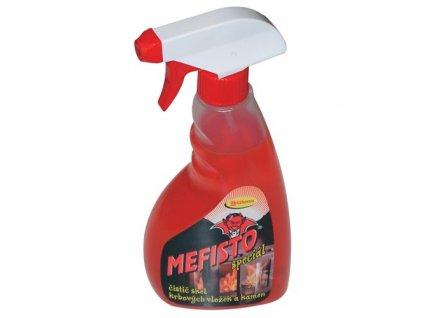 čistič krbových skel MEFISTO SPECIÁL 0,5l