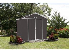 zahradni-domek-arrow-ezee-shed-87-tmave-sedy-image
