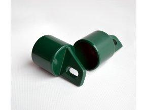 Koncovka na rozpěru Al + PVC 38mm