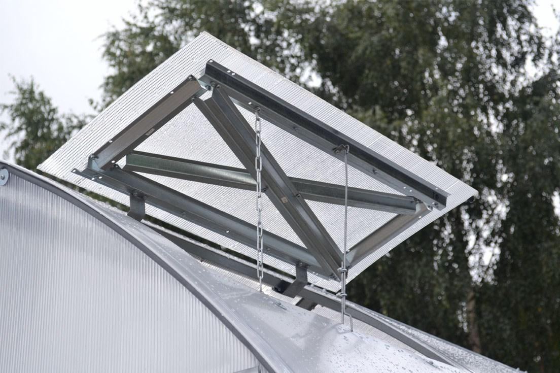 Volya LLC Větrací okno pro skleník STRELKA