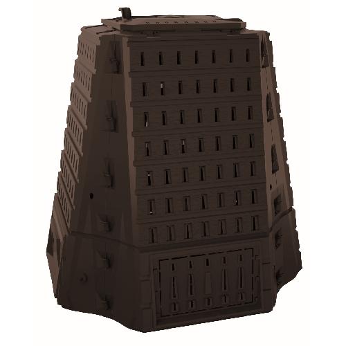 Kompostér BIOCOMPO 900 l černý