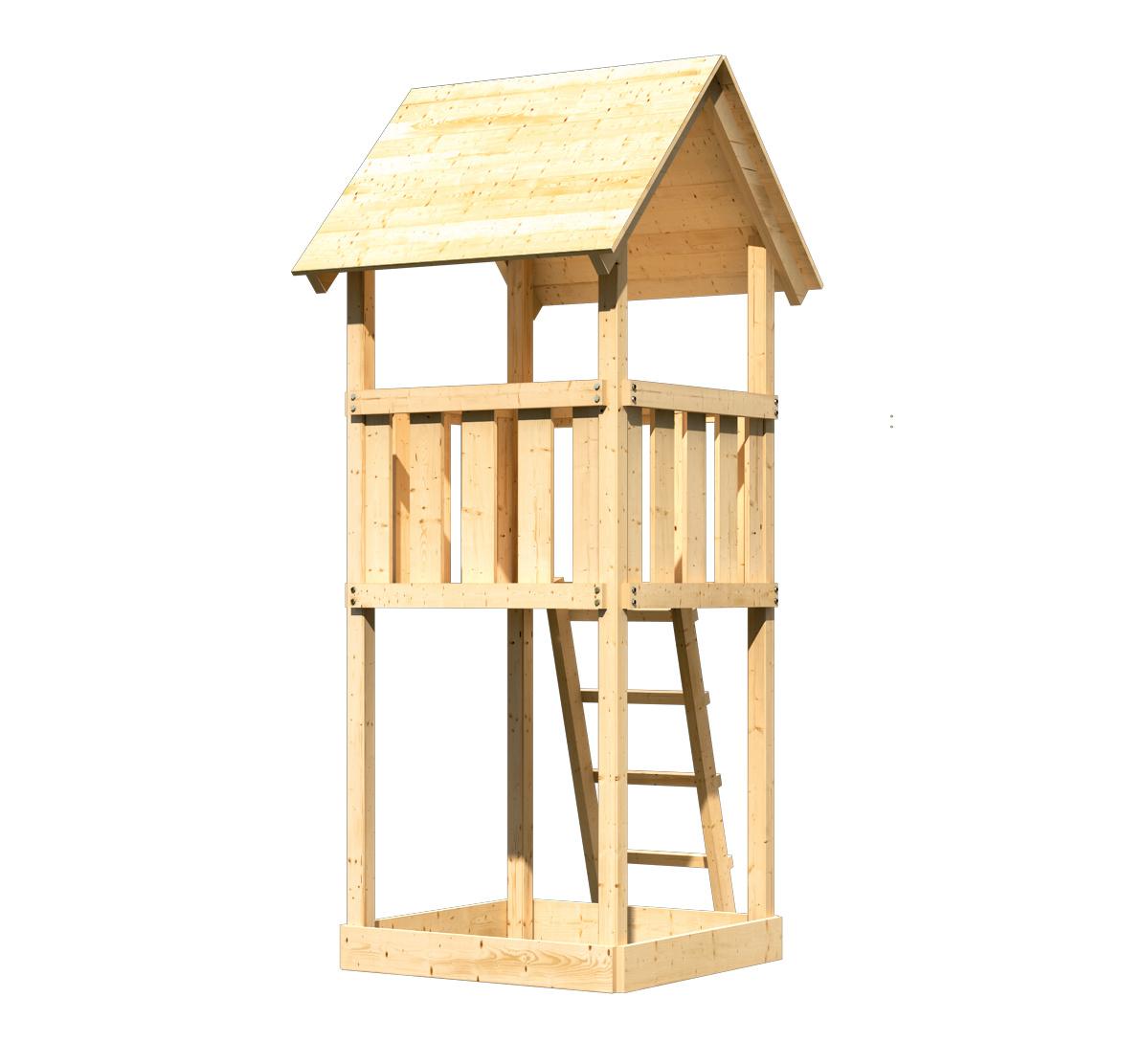Dětský domek KARIBU LOTTI 82687